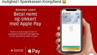 Danske Bank har tidligere meldt ud, at de snart er på vej med Apple Pay. Men flere banker er klar allerede nu. Læs mere her.