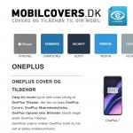 OnePlus 7 og beskyttelsesglas til denne til salg på Mobilcovers.dk inden telefonen offentliggøres
