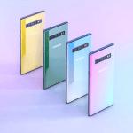 Mockup af Samsung Galaxy Note 10 (Kilde: PhoneArena.com)