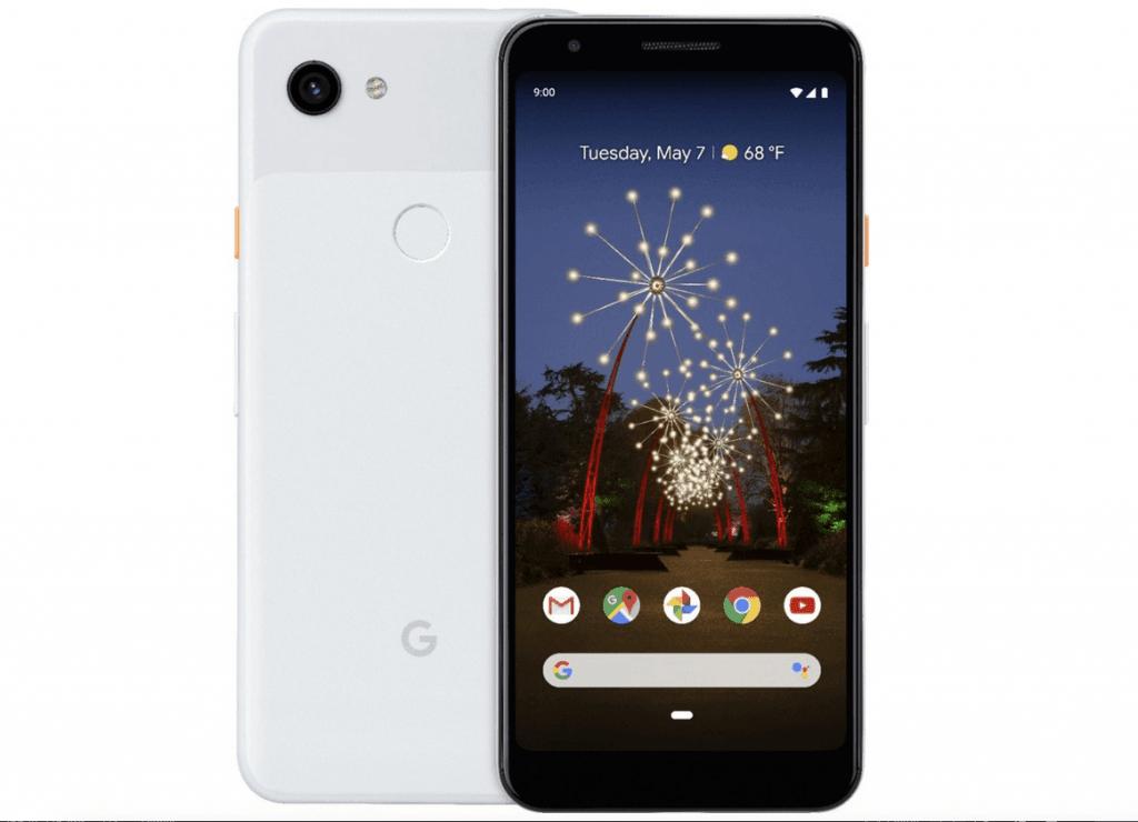 Google Pixel 3a (KIlde: Evan Blass aka EvLeaks Twitter)