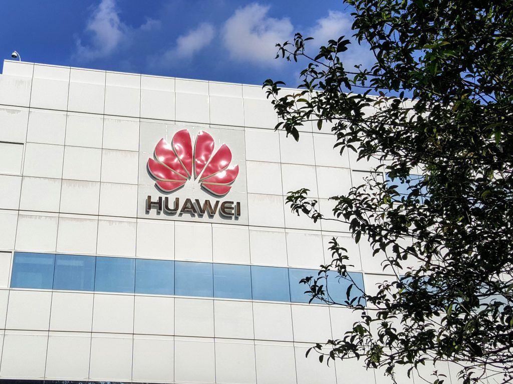 Huawei i Shenzhen