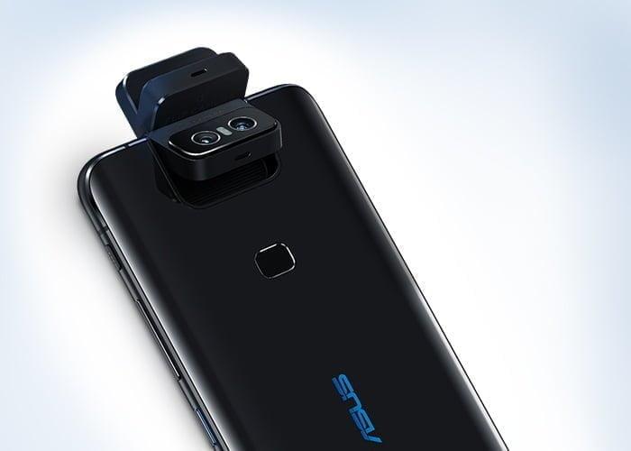 Asus Zenfone 6 flipkamera