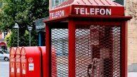 Telefonbokse stod overalt. I dag er de umulige at finde. Vidste du, at telefonbokse er mange penge værd? Rejs med tilbage i historien.