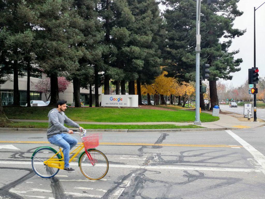 Google i San Fransisco