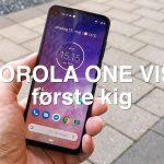 Motorola One Vision første kig