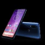 Motorola One Vision, sapphire