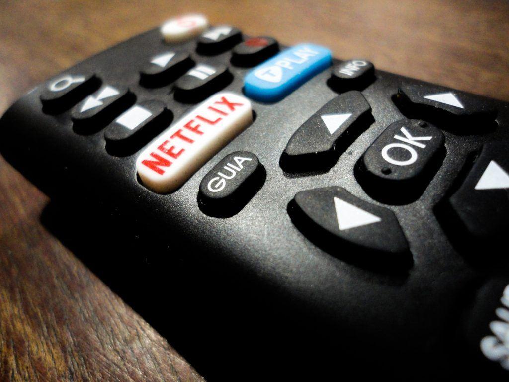 Netflix fjernbetjening