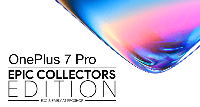 OnePlus og ProShop klar med eksklusiv pakke inden salgsstarten på OnePlus 7-serien (Foto: Screenshot fra ProShops hjemmeside)