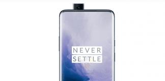 Lækket billeder af OnePlus 7 Pro i farven Mirror Gray (Kilde. @rquandt / WinFuture)