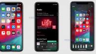 Apple giver et smugkig på iOS 13 til den kommende keynote til WWDC 2019, men allerede nu kan du se nogle billeder, som viser hvordan iOS 13 ser ud med Dark Mode.
