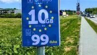 Din datapakke på 40 GB barberes kraftigt ned, når du rejser på ferie i et andet EU-land. Læs hvordan du får hele datapakken med på ferie uden for Danmark.
