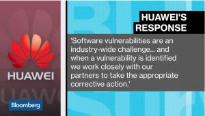 Huaweis statement