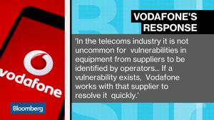 Vodafones statement