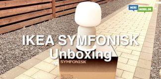 IKEA Symfonisk unbox