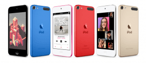 Apple iPod Touch (7. generation) (Foto: Apple)