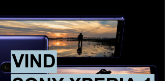 Vind Sony Xperia 1