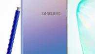RYGTE: Galaxy Note 10 er måske beskyttet mod 80 grader varmt vand, der sprøjtes på telefonen fra flere retninger.