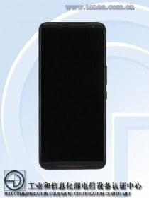 Asus ROG Phone 2 (Foto: TENAA)