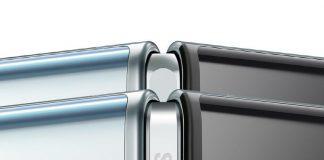Sammenligning af ny og gammel Galaxy Fold (Foto: Samsung)