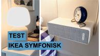 TEST: Du får en ægte Sonos højttaler til Ikea-priser. Symfonisk er lampe, hylde, let betjening og fornuftig lyd. Læs anmeldelsen af Symfonisk her.