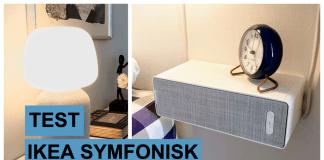 Ikea Symfonisk test