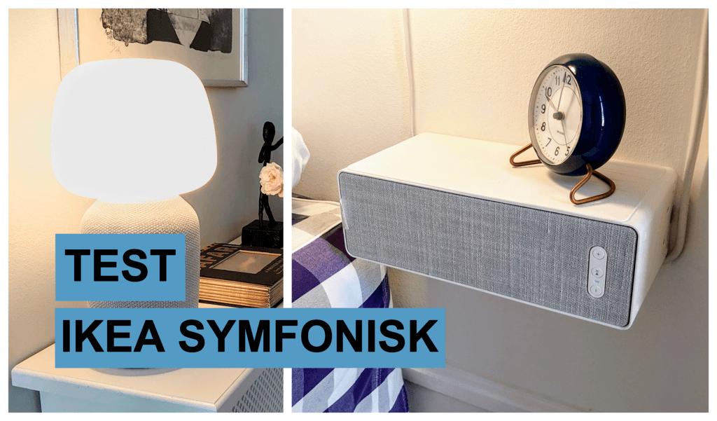 Ikea Symfonisk – test af Sonos og Ikeas højttalere