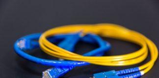 netværk bredbånd fiber