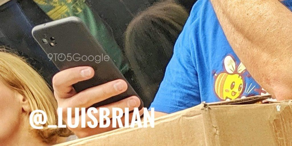 Google Pixel 4 spotter igen (Foto: 9to5Google)