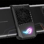 Køle-tilbehør til Asus ROG Phone 2 (Foto: Asus)