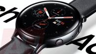Samsung Galaxy Watch Active 2 er måske sluppet ud før tid. Se billedet her.