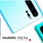 """Huawei P30 Pro er kåret til """"Bedste Smartphone"""" prisen fra European Hardware Awards"""
