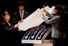 OL medaljer til Tokyo 2020