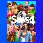 Forside på The Sims 4 efter opdateringen (Foto: EA)