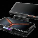 Ekstra skærm til Asus ROG Phone 2 (Foto: Asus)