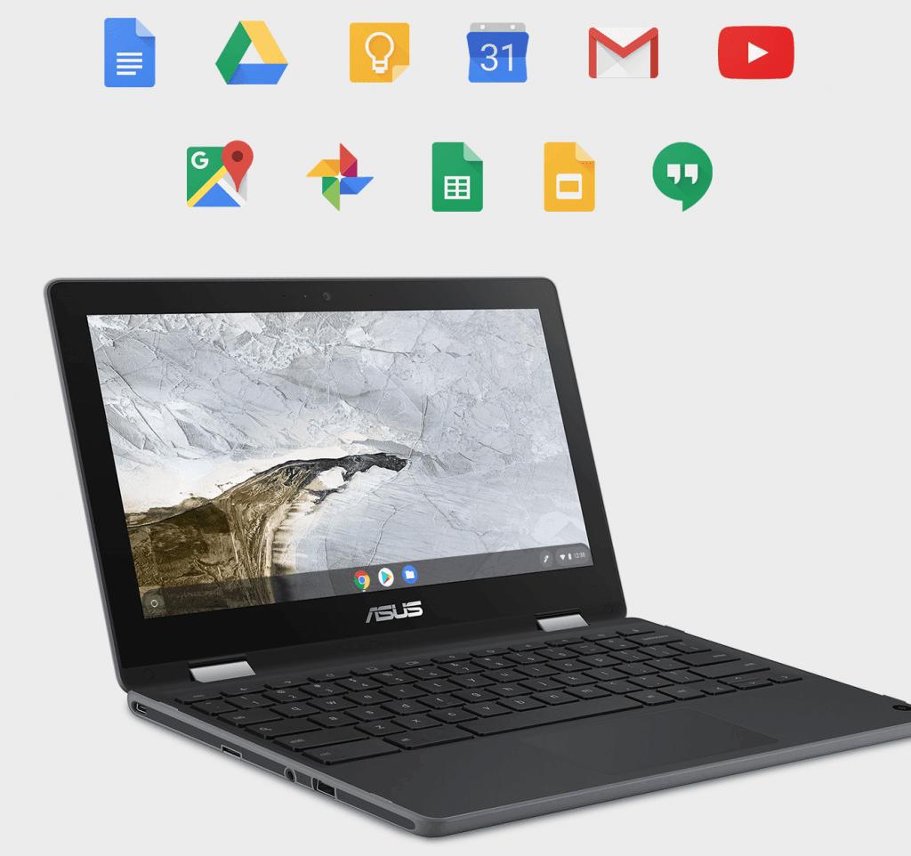 ASUS Chromebook Flip C214 C