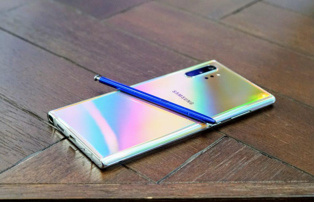 S Pen til Samsung Galaxy Note 10-series