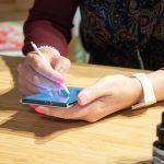 Tegner med Samsung Galaxy Note 10+ og S Pen