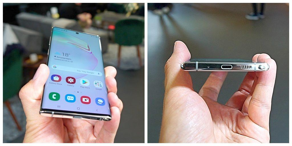 Samsung Galaxy Note 10-series stik