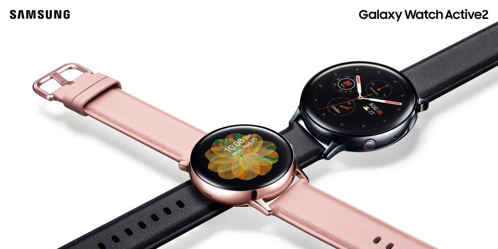 Samsung Galaxy Watch Active 2 (Foto: Samsung)