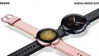 Samsung har netop annonceret et nyt smartwatch, der har navnet Galaxy Watch Active 2. Se specifikationer, pris og tilgængelighed her.