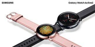 Samsung Galaxy Watch Active 2 (Foto: Samsung)