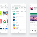 Redesignet Google Play Store (Foto: Google)
