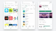 Google er i færd med at udrulle deres redesignede Play Store, som blev præsenteret under Google I/Osidste år.