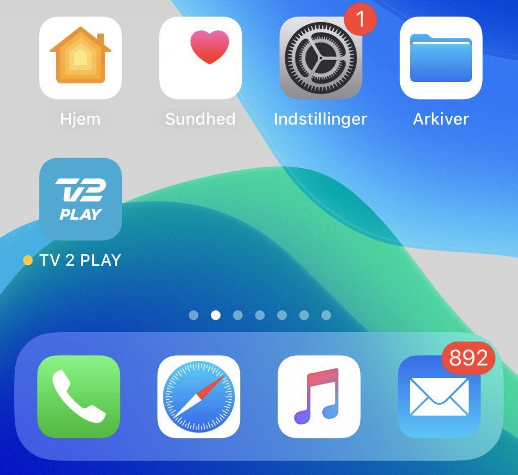 iOS 13.1 TestFlight-applikation (Foto: MereMobil)