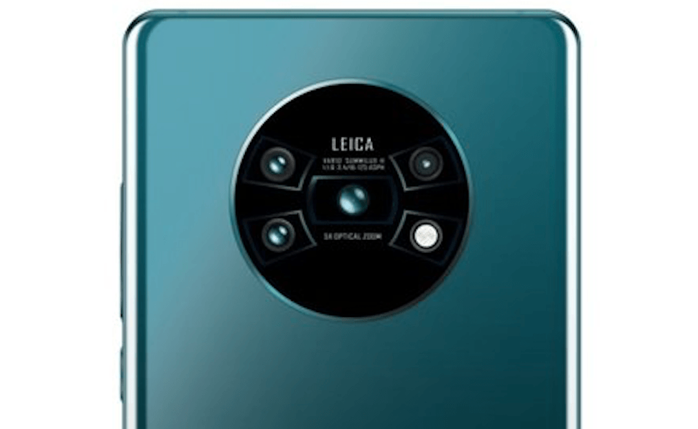 Måske er dette Huawei Mate 30 Pro