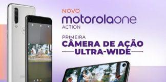 Portugisisk promotion-materiale for Motorola One Action (Kilde: GSMArena.com)