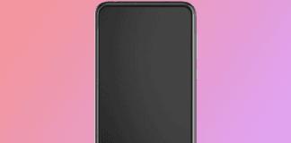 Er dette Motorola Moto G8 (Kilde: EvLeaks / Pocket-lint.com)