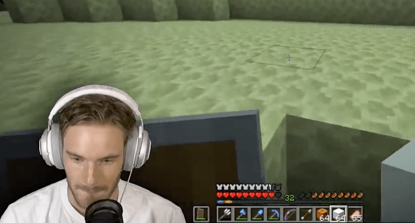 PewDiePie er verdens største YouTuber (Kilde: PewDiePie MereMobil.dk)