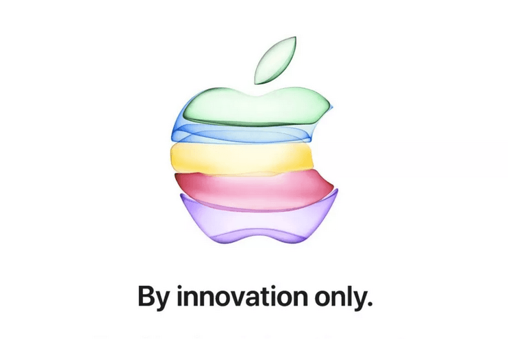 Invitationen til Apples event tirsdag den 10. september 2019