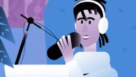 Verdens største musiktjeneste vil nu konkurrere mod Apple med podcasts. Stikket er netop sat i.